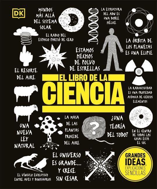 Hardback cover of El Libro de la Ciencia