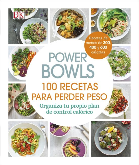 Hardback cover of Power Bowls (Spanish)