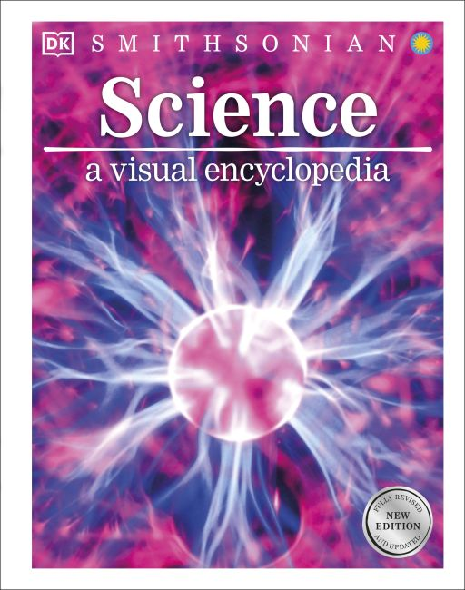 Hardback cover of Science: A Visual Encyclopedia