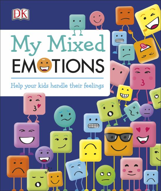 Hardback cover of My Mixed Emotions