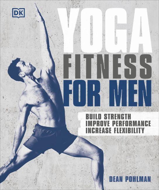 Paperback cover of Yoga Fitness for Men