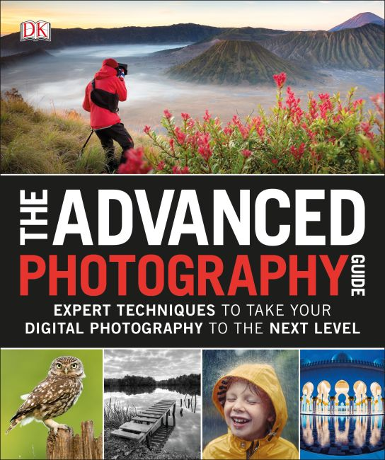 Paperback cover of The Advanced Photography Guide