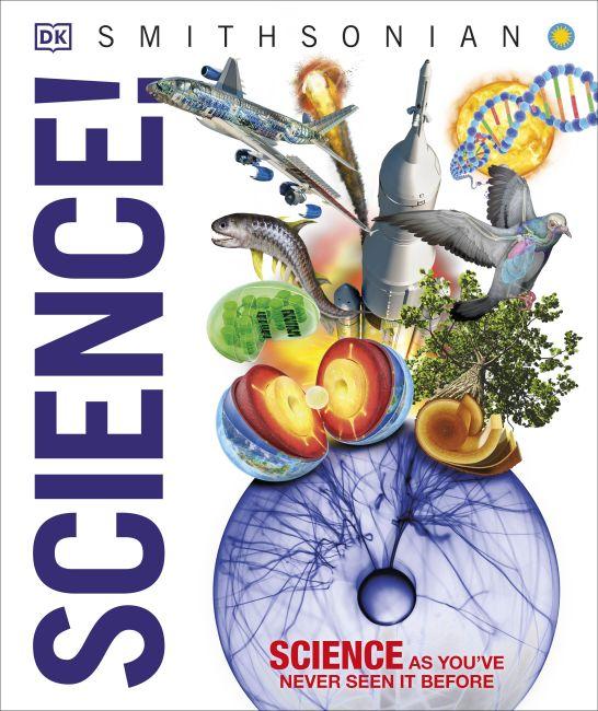 Hardback cover of Science!