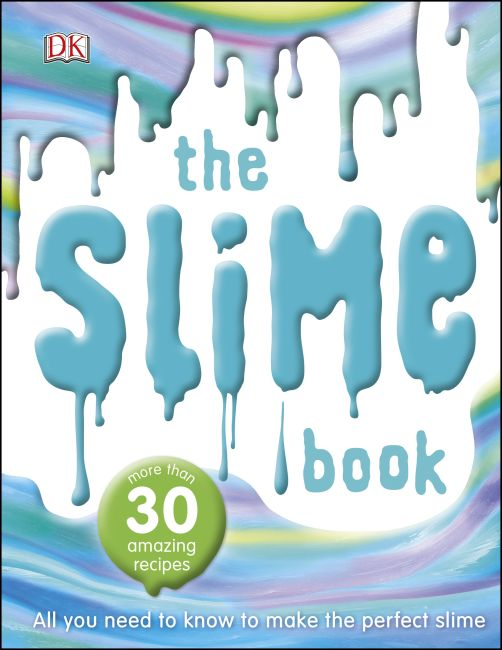 Hardback cover of The Slime Book