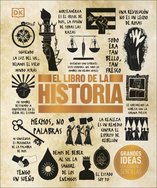 Hardback cover of El Libro de la Historia