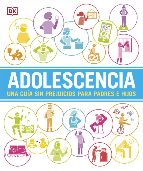Flexibound cover of Adolescencia