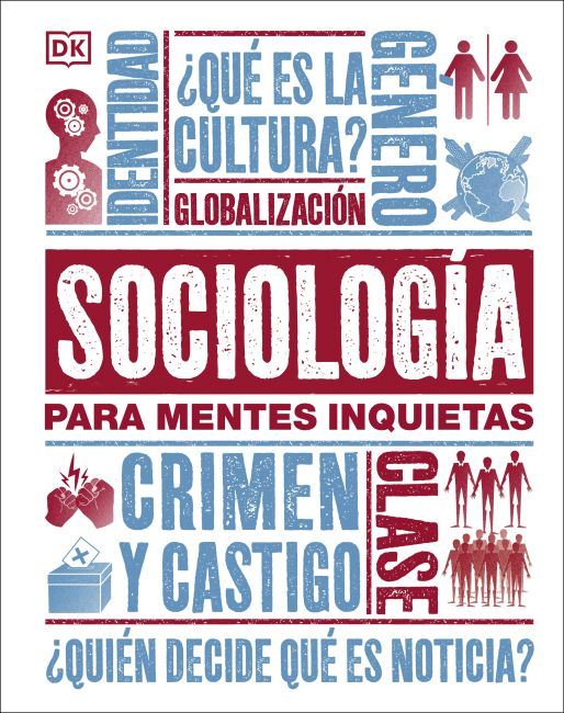 Hardback cover of Heads Up Sociology