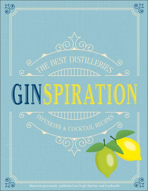 Hardback cover of Ginspiration