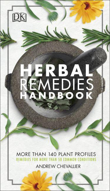 Hardback cover of Herbal Remedies Handbook