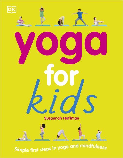 Hardback cover of Yoga For Kids