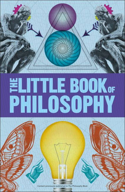 Paperback cover of Big Ideas: The Little Book of Philosophy