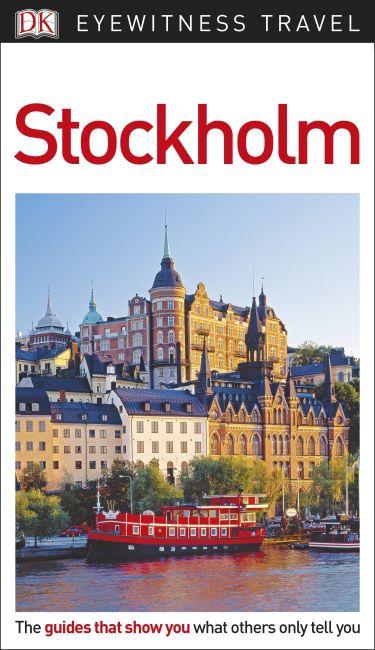 eBook cover of DK Eyewitness Stockholm