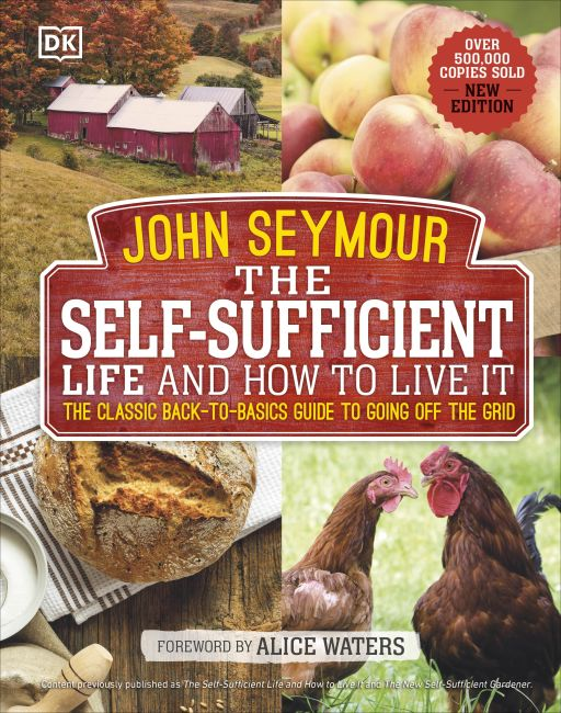 Hardback cover of The Self-Sufficient Life and How to Live It