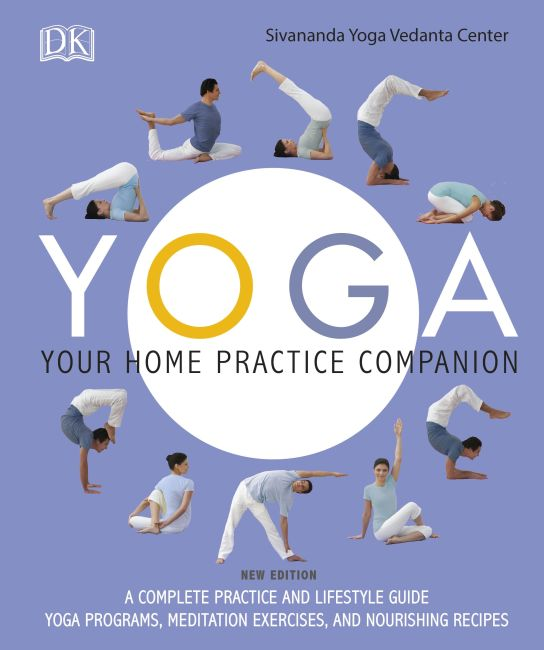 eBook cover of Yoga: Your Home Practice Companion