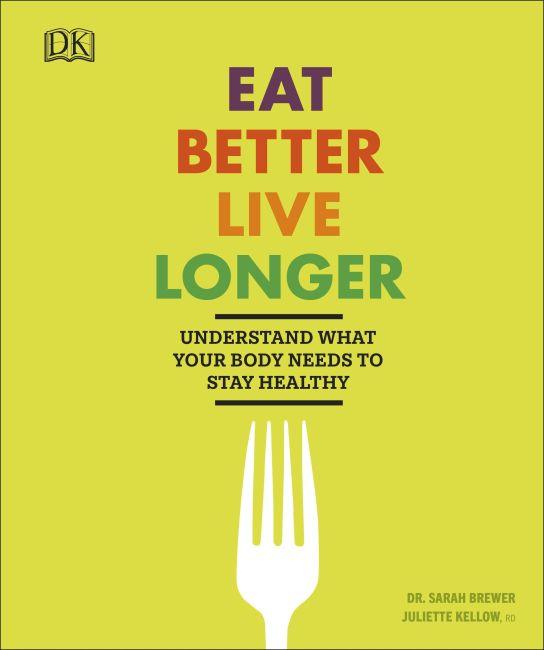 eBook cover of Eat Better, Live Longer