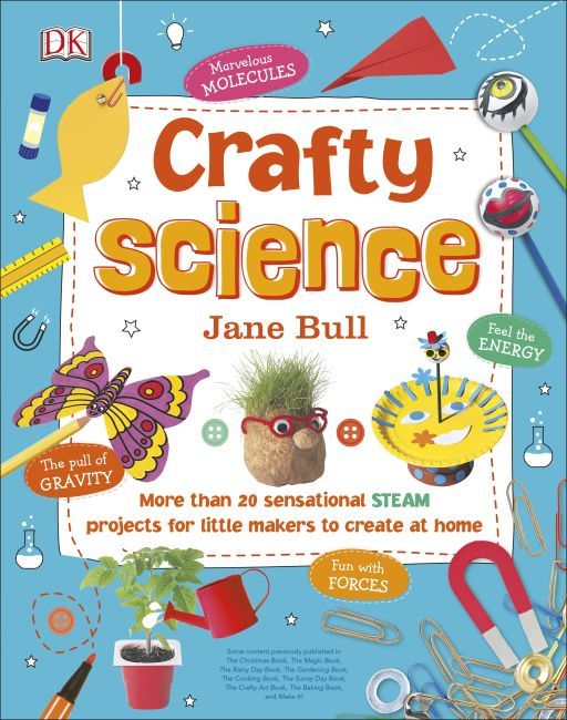 Hardback cover of Crafty Science