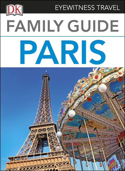 eBook cover of DK Eyewitness Family Guide Paris