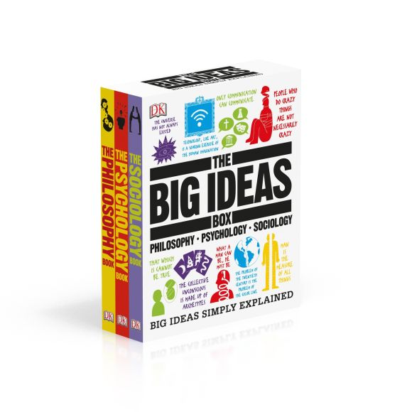 Paperback cover of The Big Ideas Box