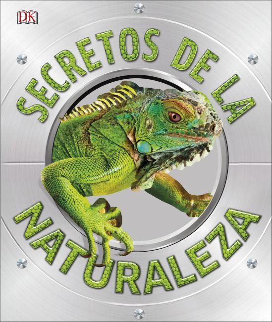 Hardback cover of Secretos de la Naturaleza
