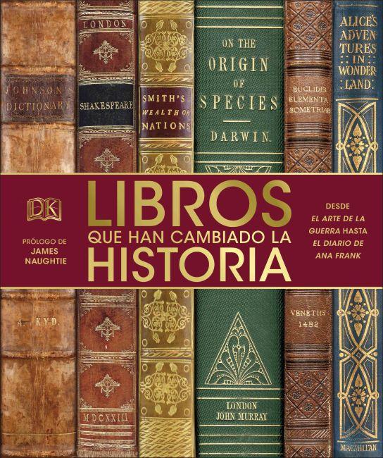 Hardback cover of Libros que han Cambiado la Historia