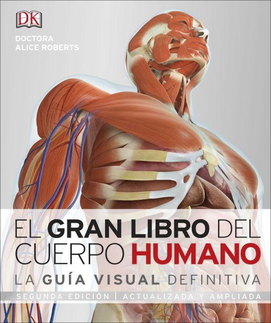 Hardback cover of El Gran Libro del Cuerpo Humano