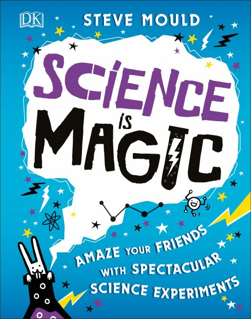 Hardback cover of Science is Magic