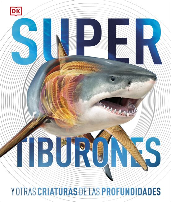 Hardback cover of Super tiburones