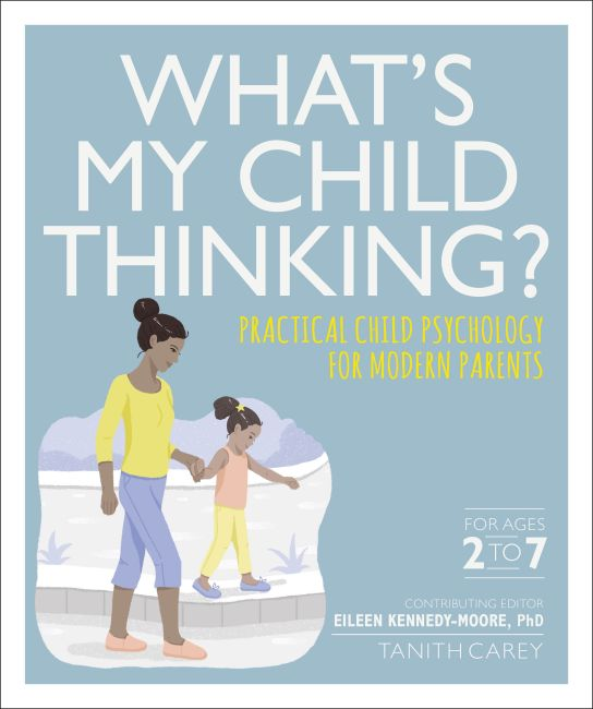 Paperback cover of What's My Child Thinking?