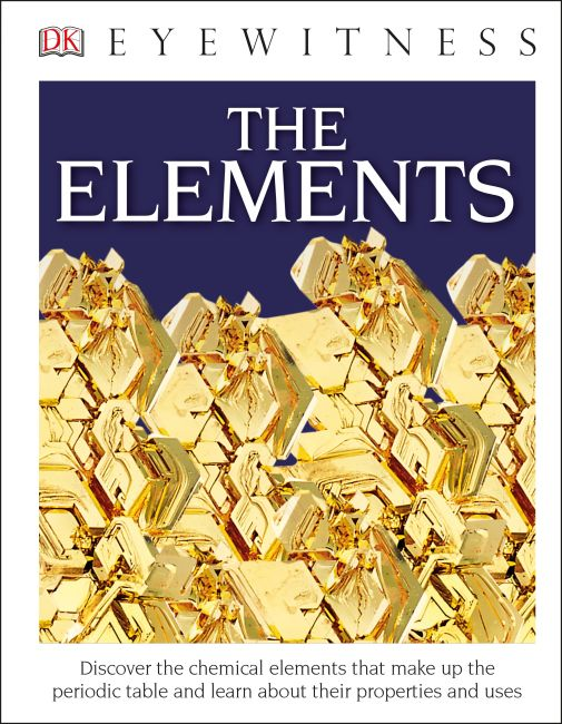 eBook cover of DK Eyewitness Books: The Elements
