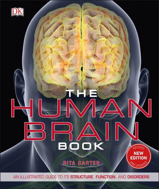 Hardback cover of The Human Brain Book