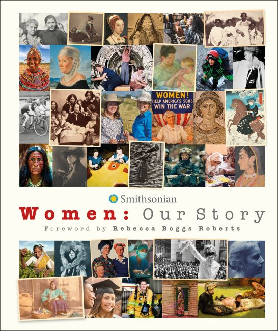 Hardback cover of Women: Our Story