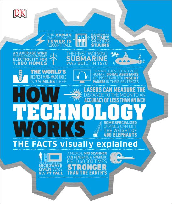 Hardback cover of How Technology Works