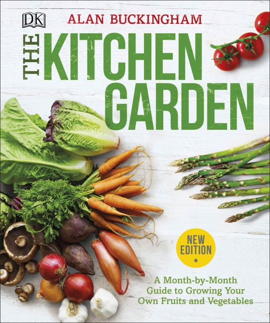 Paperback cover of The Kitchen Garden