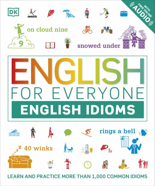 Flexibound cover of English for Everyone: English Idioms