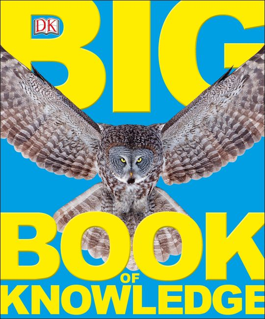 Paperback cover of Big Book of Knowledge