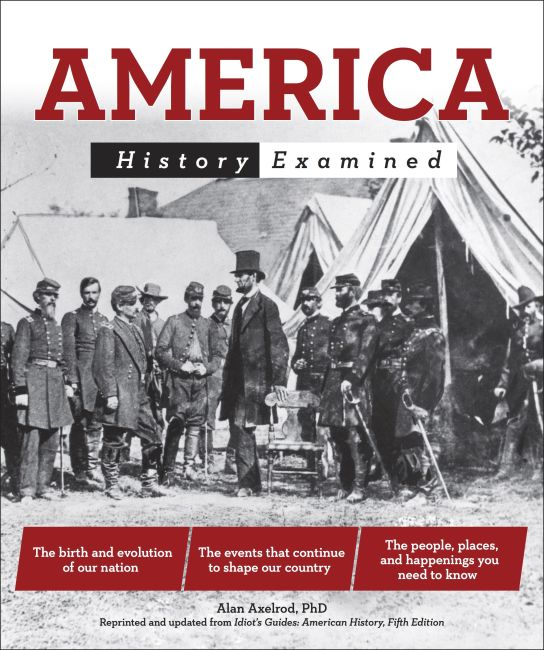 Paperback cover of America