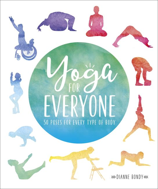 Paperback cover of Yoga for Everyone