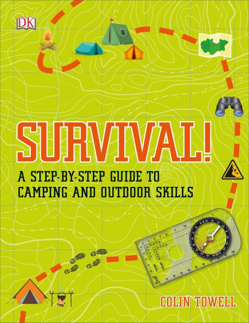 Hardback cover of Survival!
