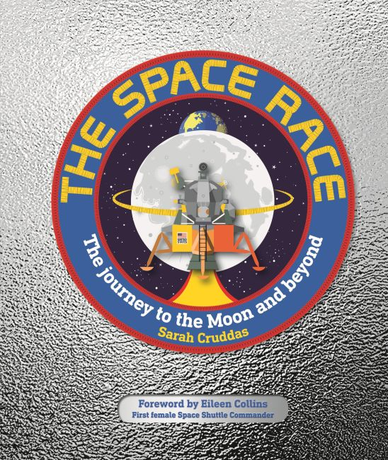 Hardback cover of The Space Race