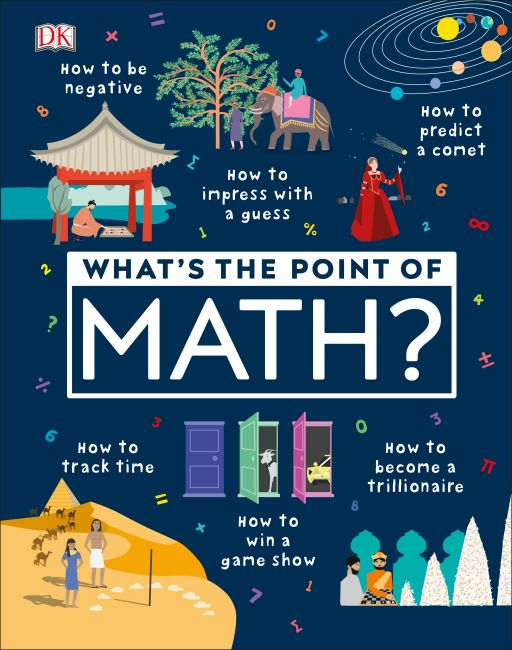 Hardback cover of What's the Point of Math?