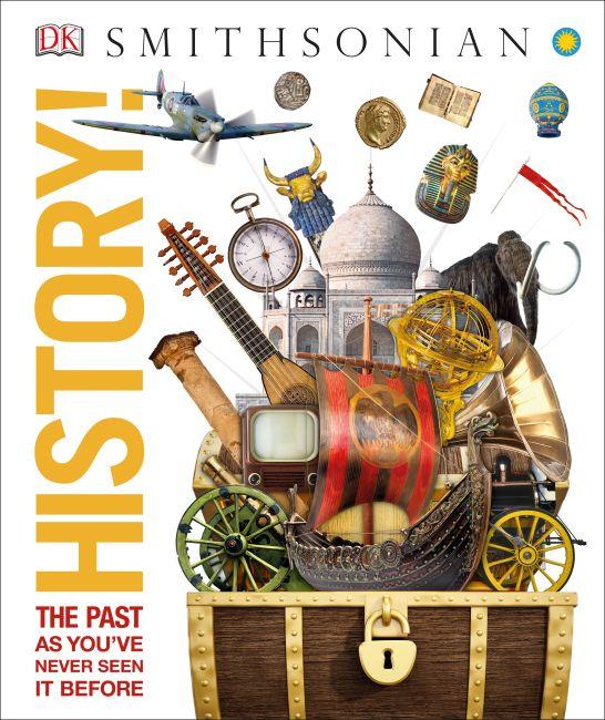 Hardback cover of History!