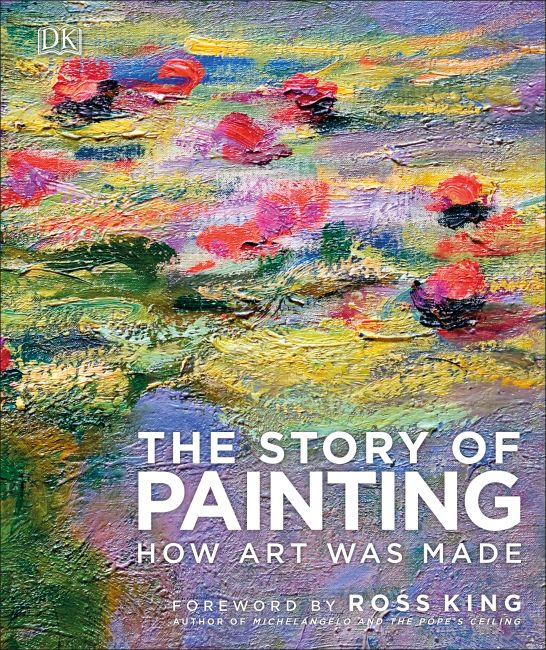 Hardback cover of The Story of Painting