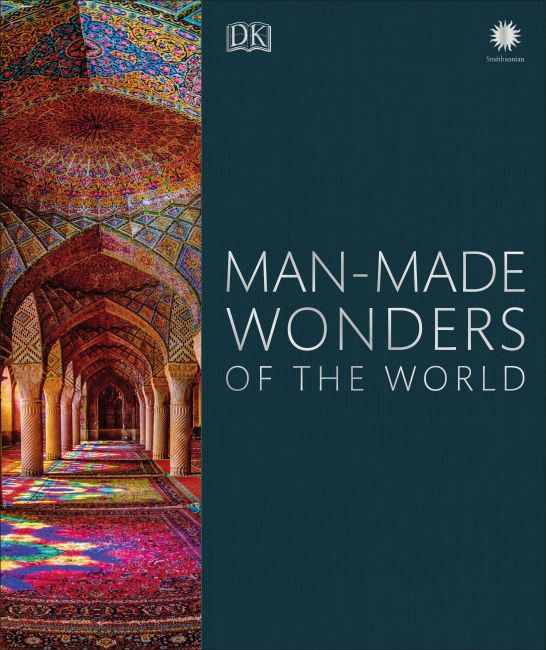 Hardback cover of Manmade Wonders of the World