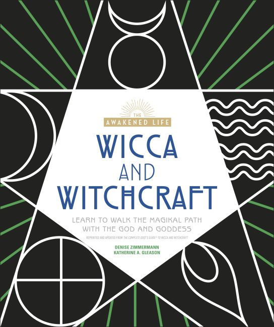 Paperback cover of Wicca and Witchcraft