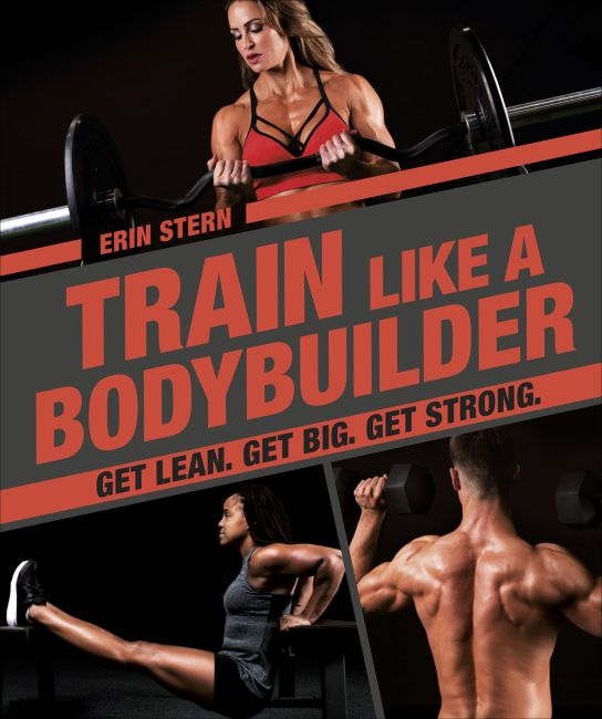 Paperback cover of Train Like a Bodybuilder