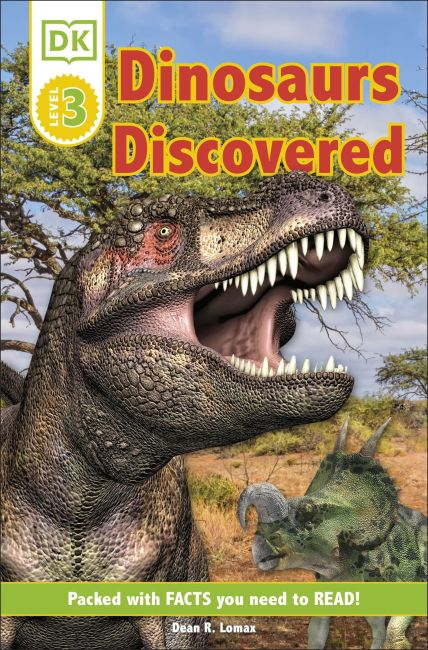 eBook cover of Dinosaurs Discovered