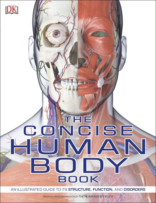 Paperback cover of The Concise Human Body Book
