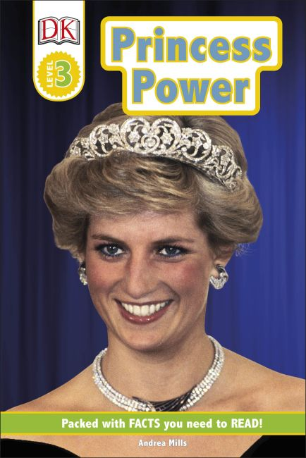 Hardback cover of Princess Power