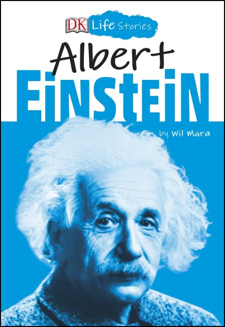eBook cover of DK Life Stories Albert Einstein