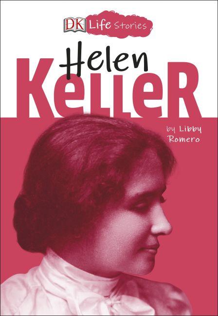 eBook cover of DK Life Stories Helen Keller